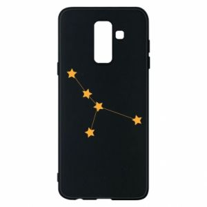 Phone case for Samsung A6+ 2018 Cancer Сonstellation