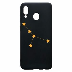 Phone case for Samsung A30 Cancer Сonstellation