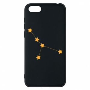 Phone case for Huawei Y5 2018 Cancer Сonstellation