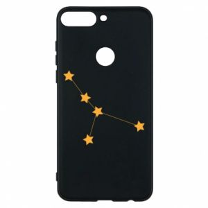 Phone case for Huawei Y7 Prime 2018 Cancer Сonstellation