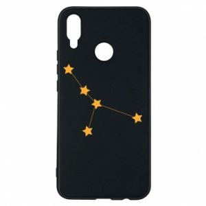 Phone case for Huawei P Smart Plus Cancer Сonstellation