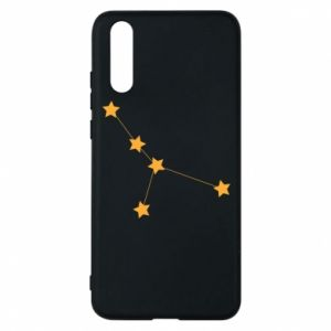 Phone case for Huawei P20 Cancer Сonstellation