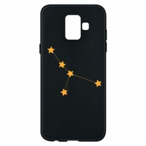 Phone case for Samsung A6 2018 Cancer Сonstellation