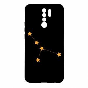Etui na Xiaomi Redmi 9 Konstelacja raka