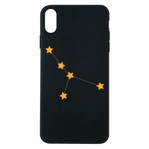 Phone case for iPhone Xs Max Cancer Сonstellation