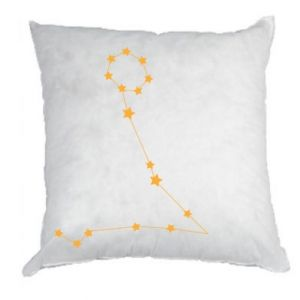 Pillow Pisces constellation
