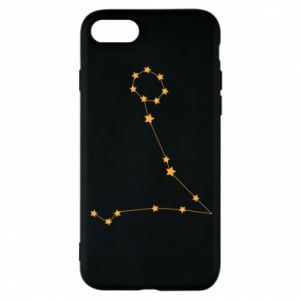 Phone case for iPhone 8 Pisces constellation