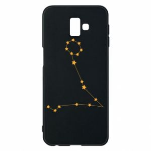 Phone case for Samsung J6 Plus 2018 Pisces constellation