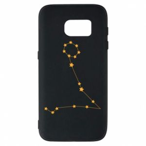 Phone case for Samsung S7 Pisces constellation