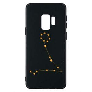 Phone case for Samsung S9 Pisces constellation
