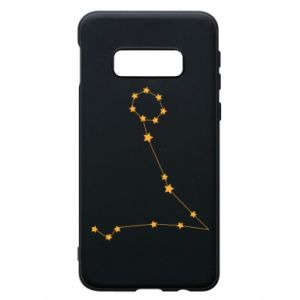 Phone case for Samsung S10e Pisces constellation