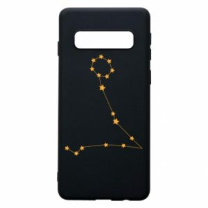 Phone case for Samsung S10 Pisces constellation
