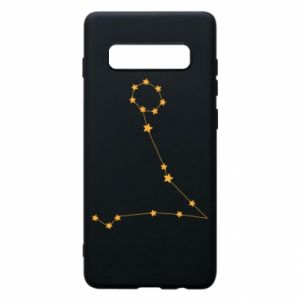 Phone case for Samsung S10+ Pisces constellation