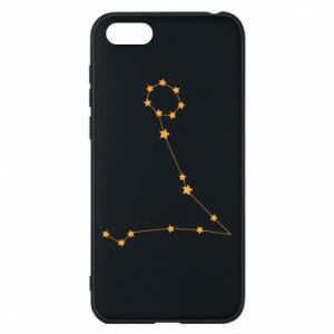 Phone case for Huawei Y5 2018 Pisces constellation