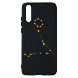 Phone case for Huawei P20 Pisces constellation