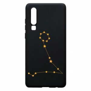 Phone case for Huawei P30 Pisces constellation