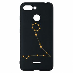 Phone case for Xiaomi Redmi 6 Pisces constellation
