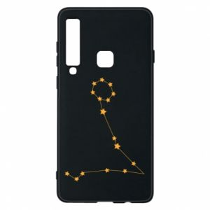 Phone case for Samsung A9 2018 Pisces constellation