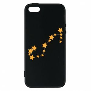 Phone case for iPhone 5/5S/SE Scorpius Сonstellation