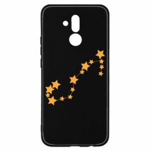 Etui na Huawei Mate 20 Lite Konstelacja Skorpion