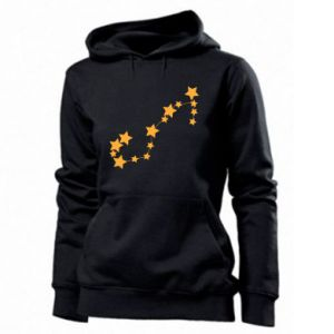 Women's hoodies Scorpius Сonstellation