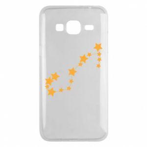 Phone case for Samsung J3 2016 Scorpius Сonstellation