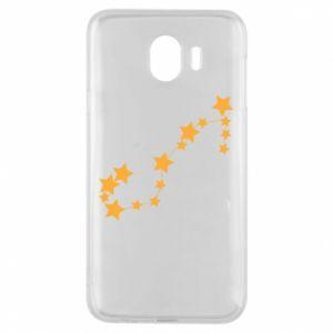 Phone case for Samsung J4 Scorpius Сonstellation