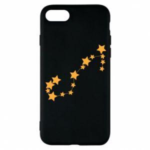 Phone case for iPhone 8 Scorpius Сonstellation