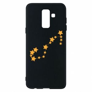 Phone case for Samsung A6+ 2018 Scorpius Сonstellation