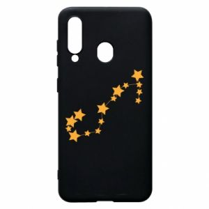 Phone case for Samsung A60 Scorpius Сonstellation