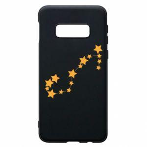 Phone case for Samsung S10e Scorpius Сonstellation