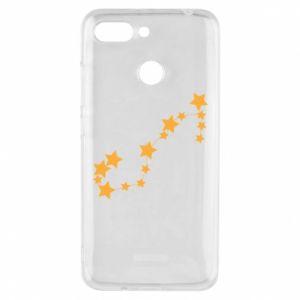 Phone case for Xiaomi Redmi 6 Scorpius Сonstellation