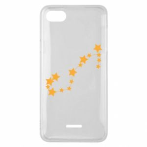 Phone case for Xiaomi Redmi 6A Scorpius Сonstellation