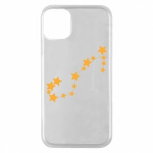 Phone case for iPhone 11 Pro Scorpius Сonstellation