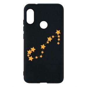 Phone case for Mi A2 Lite Scorpius Сonstellation