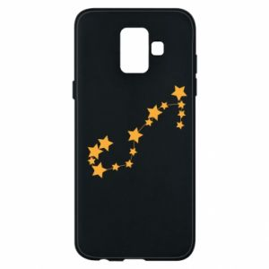 Phone case for Samsung A6 2018 Scorpius Сonstellation