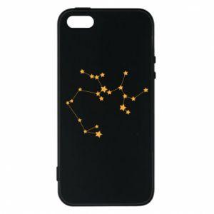 Phone case for iPhone 5/5S/SE Sagittarius Сonstellation