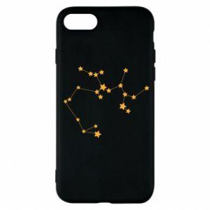 Phone case for iPhone 7 Sagittarius Сonstellation