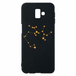 Phone case for Samsung J6 Plus 2018 Sagittarius Сonstellation