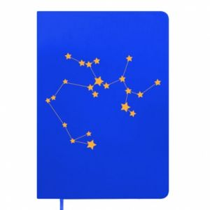 Notepad Sagittarius Сonstellation