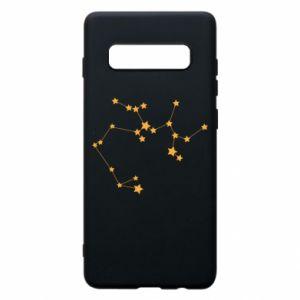 Phone case for Samsung S10+ Sagittarius Сonstellation