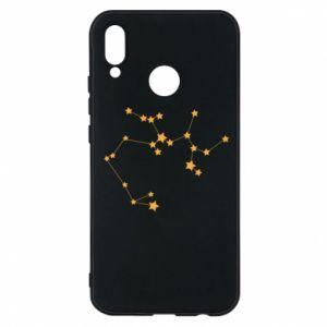 Phone case for Huawei P20 Lite Sagittarius Сonstellation
