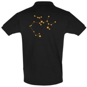 Men's Polo shirt Sagittarius Сonstellation
