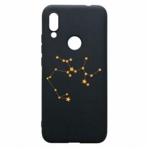 Phone case for Xiaomi Redmi 7 Sagittarius Сonstellation
