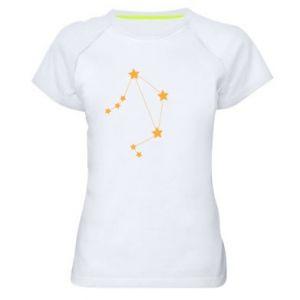Koszulka sportowa damska Konstelacja Waga