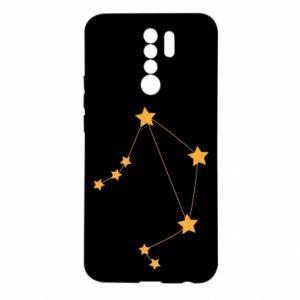 Etui na Xiaomi Redmi 9 Konstelacja Waga