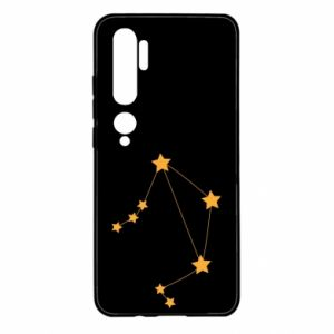 Etui na Xiaomi Mi Note 10 Konstelacja Waga