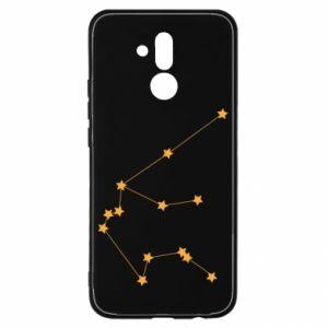 Etui na Huawei Mate 20 Lite Konstelacja Wodnika