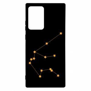 Etui na Samsung Note 20 Ultra Konstelacja Wodnika