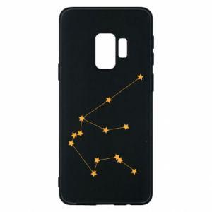 Etui na Samsung S9 Konstelacja Wodnika